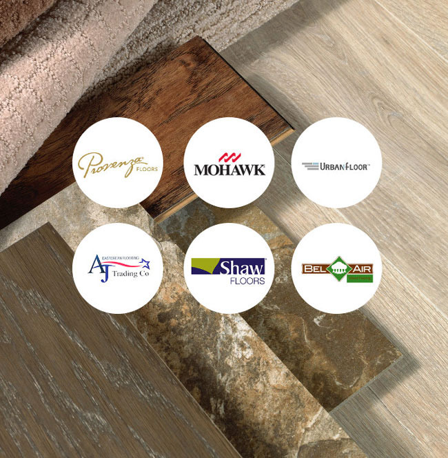 Ventura Flooring of Simi Valley Leading-Brands